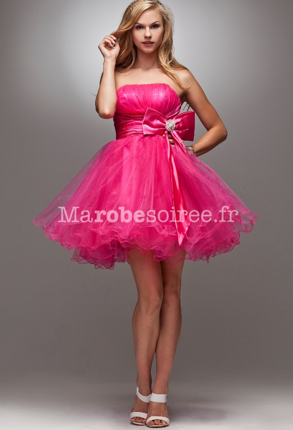 Robe Américain Soirée En De Organza Selena Style Pn0wXN8kZO