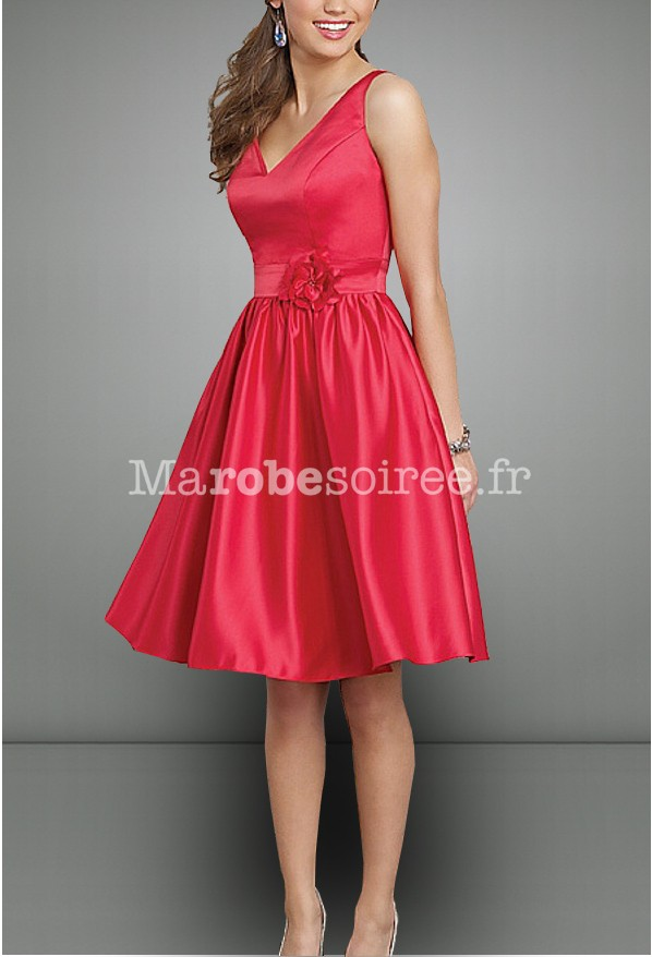 Robe cocktail annee 50