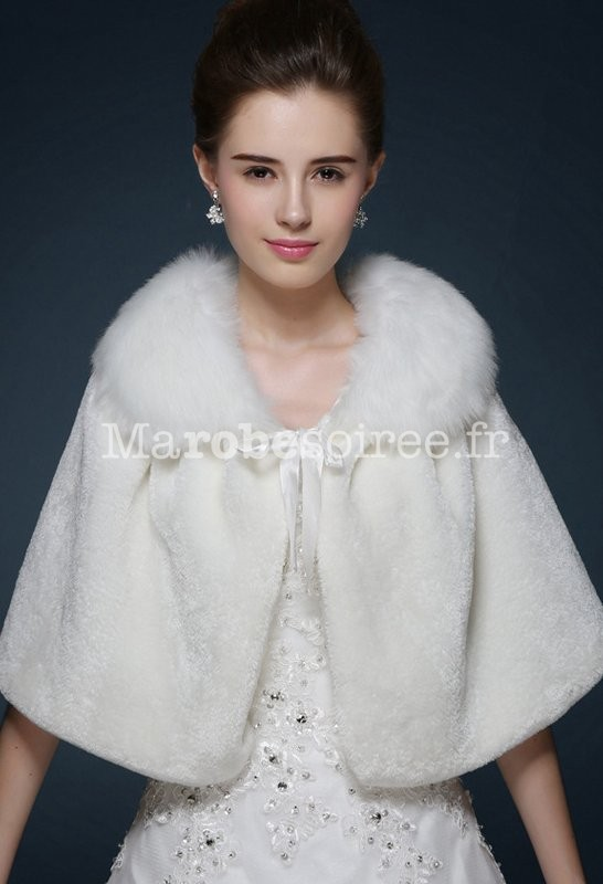 Robe soiree longue cape