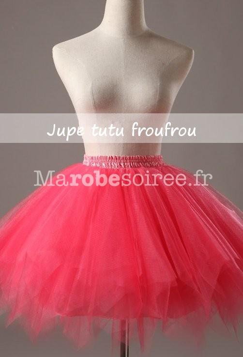 313d005da89 Jupe froufrou courte tutu