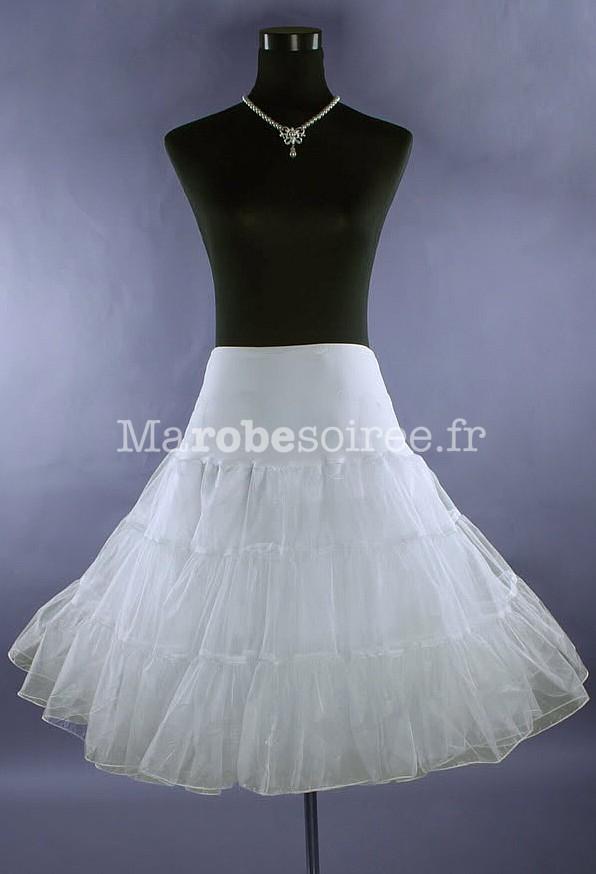 gros remise bon service outlet Jupon en tulle pour robes mi-longue style rétro année 50's