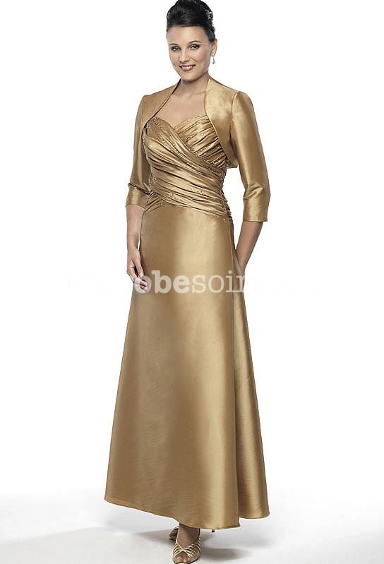 robe de ceremonie pour mere de la mariee ensemble robe. Black Bedroom Furniture Sets. Home Design Ideas