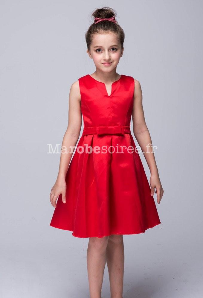 b6f11ec9896ad robe de soirée fille bordeaux courte