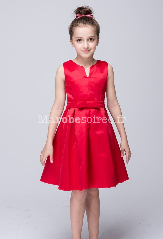 Robe ceremonie bebe bordeaux