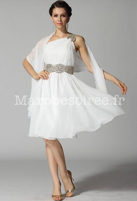 Robe de soiree style deesse grecque