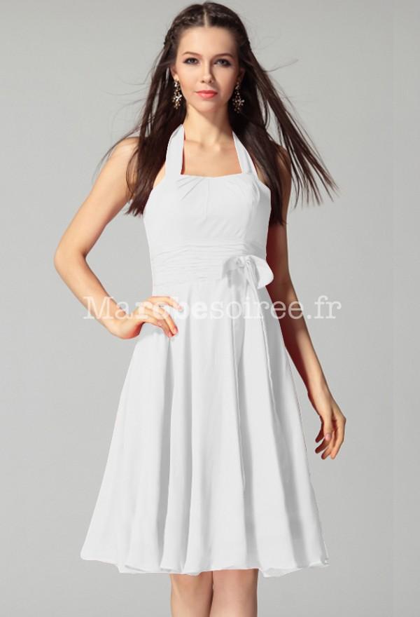 la mode des robes de france robe de soiree blanche et bordeau. Black Bedroom Furniture Sets. Home Design Ideas