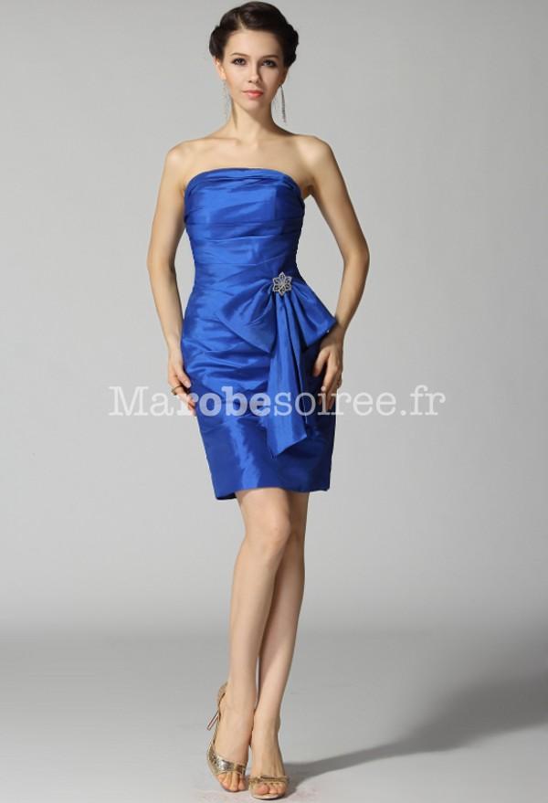 Modele robe cocktail courte