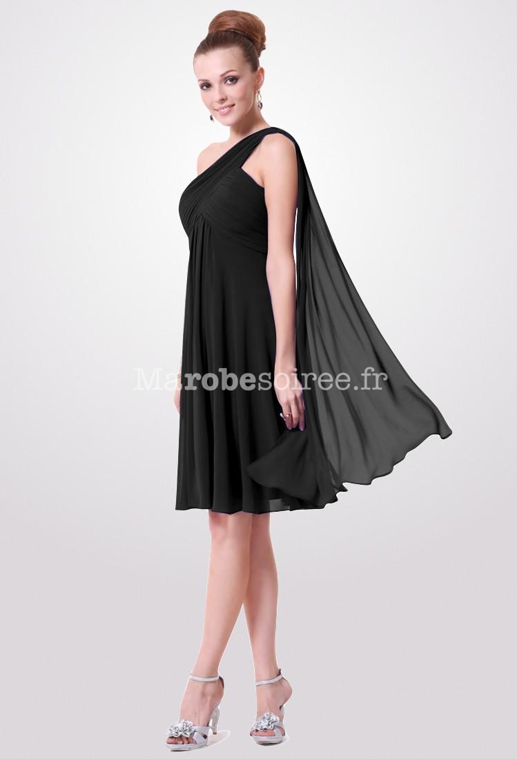 robes de mode robe de soiree courte image. Black Bedroom Furniture Sets. Home Design Ideas