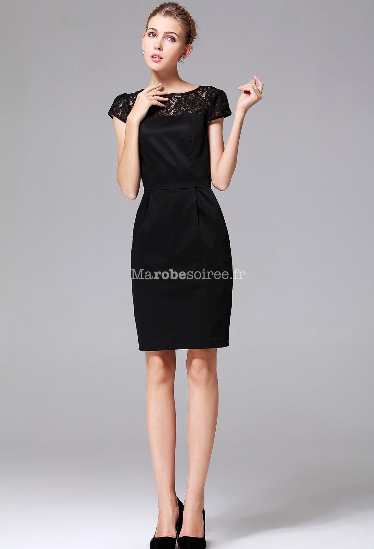 petite robe noire glamour. Black Bedroom Furniture Sets. Home Design Ideas