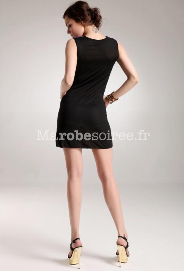 robe de cocktail pour grandes f tes r veillon sequin. Black Bedroom Furniture Sets. Home Design Ideas