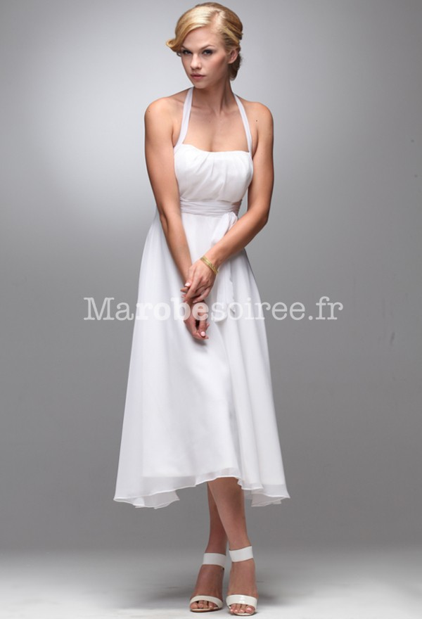 robe de mari e pour mariage civil glamour style am ricain. Black Bedroom Furniture Sets. Home Design Ideas