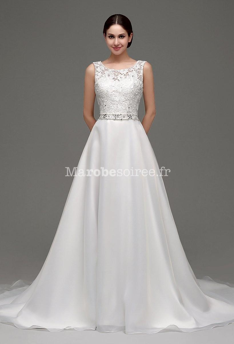 robe de mari e romantique coupe vas e