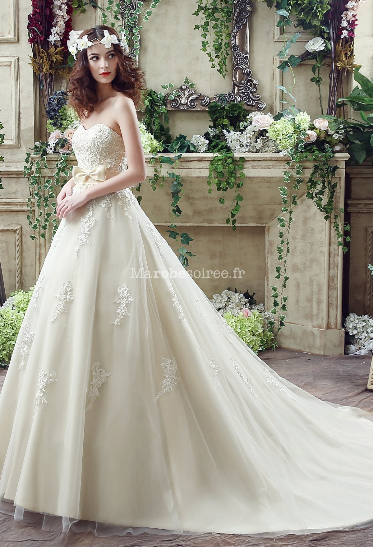 Tendance robe de marie 2017 : le retour en force de la