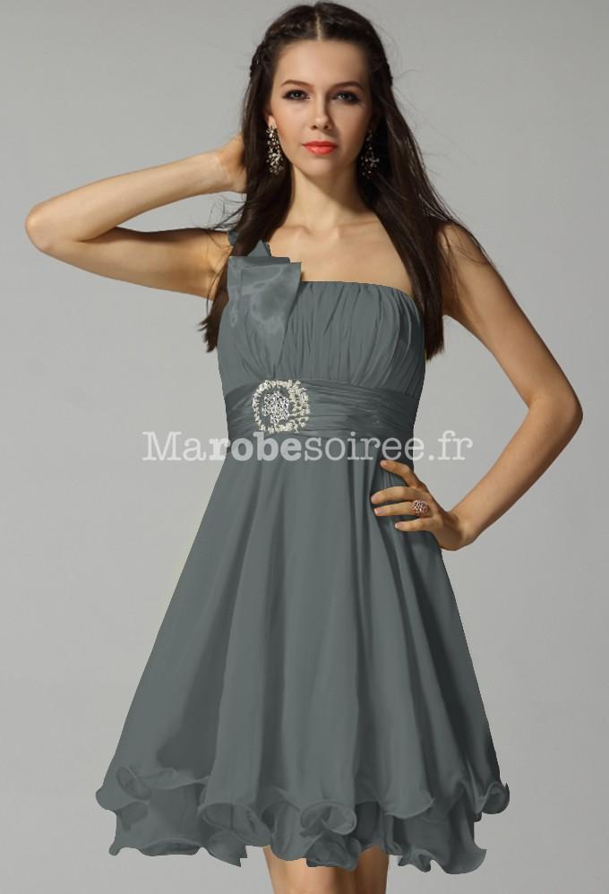 la mode des robes de france robe de soiree grise et fushia. Black Bedroom Furniture Sets. Home Design Ideas