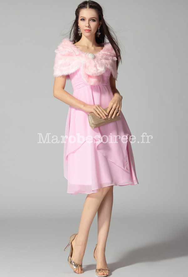 Robe habillee fluide pour mariage