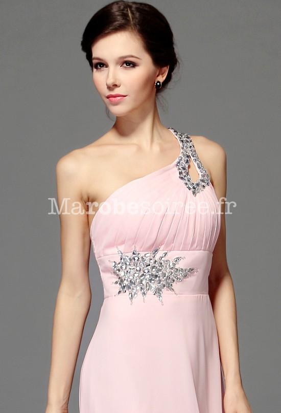 la mode des robes de france robe de soiree rose pale. Black Bedroom Furniture Sets. Home Design Ideas
