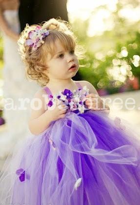 5f3806e5161db ... robe de cortège enfant mauve   violet  Violet ...