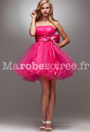 Selena - robe de soirée USA sur mesure réf 4009