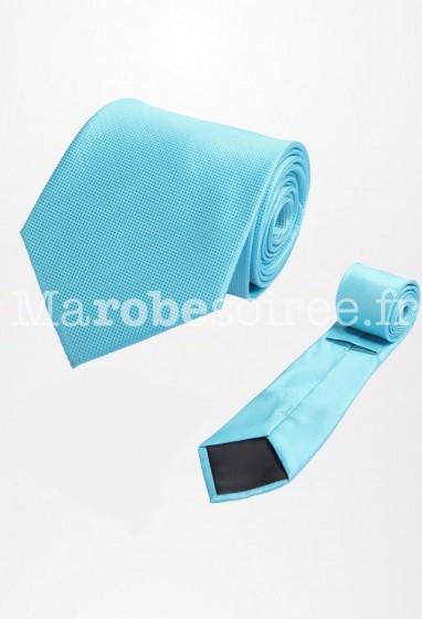 Cravates large tons bleu Réf C30EB