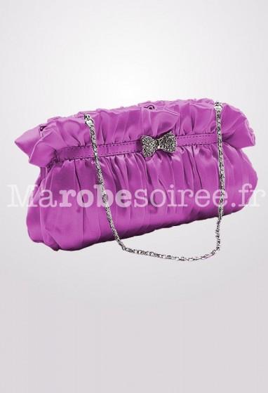 Déstockage - sac à main en satin sac de soirée pochette soirée mariage 1090