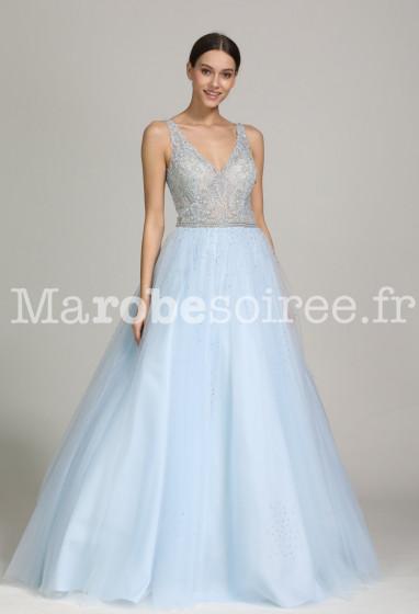 robe d soirée princesse