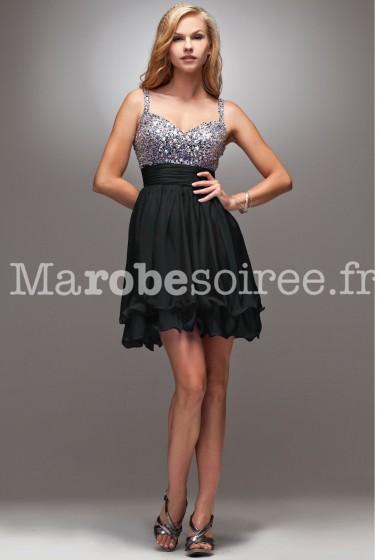 joanne - robe de cocktail danseuse réf 4031
