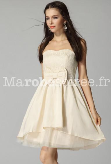 Déstockage - Gabriella - babydoll robe courte féérique réf 2233