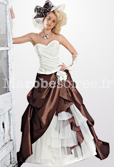 Robe De Mariée Couleur Chocolat Le Chocolat