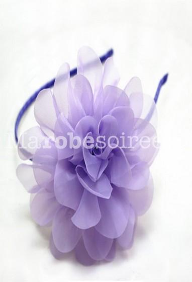 Serre tête en forme de pétales de fleurs Réf SF02