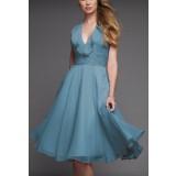 Malou - robe de soirée cérémonie robe de mariage - sur demande 5008