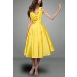 ambre - robe de soirée decolleté v plongeant - sur demande réf 5022