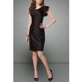 maeva - robe de soirée manche ample - sur demande réf 5029
