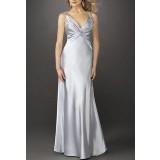 Eden - robe de cérémonie bretelles sans manches - sur demande 5960