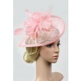 Petit chapeau bibi pour femme avec serre tête réf. HA5087