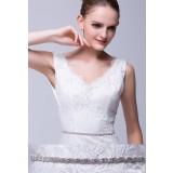 Ceinture très fine pour robe de mariage - Réf XW33