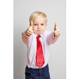Cravates ajustables enfants colorés C10