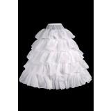 jupon pour robes de mariée princesse robes de soirée froufrou q445