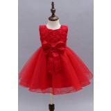 Merveille robe avec roses et une jupe vaporeuse réf: EF9048