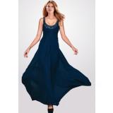 Lina - robe de bal longue taille empire - sur demande 5938