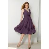 Thalia - robe de soirée à bretelles piquée de fleurs - - sur demande réf 5018