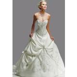 Robe de mariée A-ligne princesse  réf 090 - sur demande