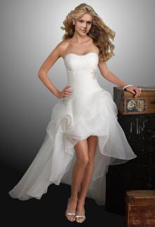 Amandine - robe de mariée robe de mariage évasée 022