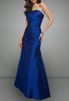 lola - robe de soirée cérémonie robe de mariage sur mesure 5024