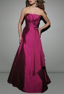 Margaux - robe de soirée cérémonie robe de mariage sur mesure 5028