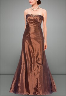 Enola - robe de soirée cérémonie robe de mariage sur mesure 5958
