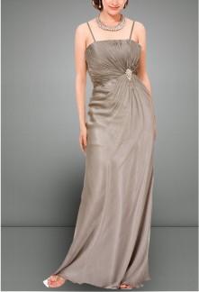 Stella- robe de soirée cérémonie robe de mariage sur mesure 5963
