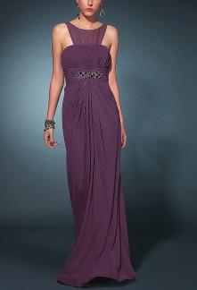 Lylou - robe de soirée cérémonie robe de mariage sur mesure 5970