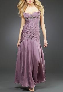 Solène - robe de soirée cérémonie robe de mariage sur mesure 5974
