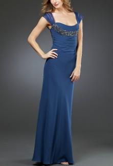 Alizee - robe de soirée cérémonie robe de mariage sur mesure 5976
