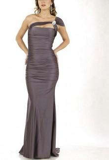 Leana - robe de soirée cérémonie robe de mariage sur mesure 5939